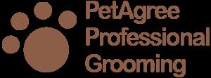 PetAgree Professional Grooming Logo