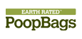 Earth Rate Poop Bags Logo